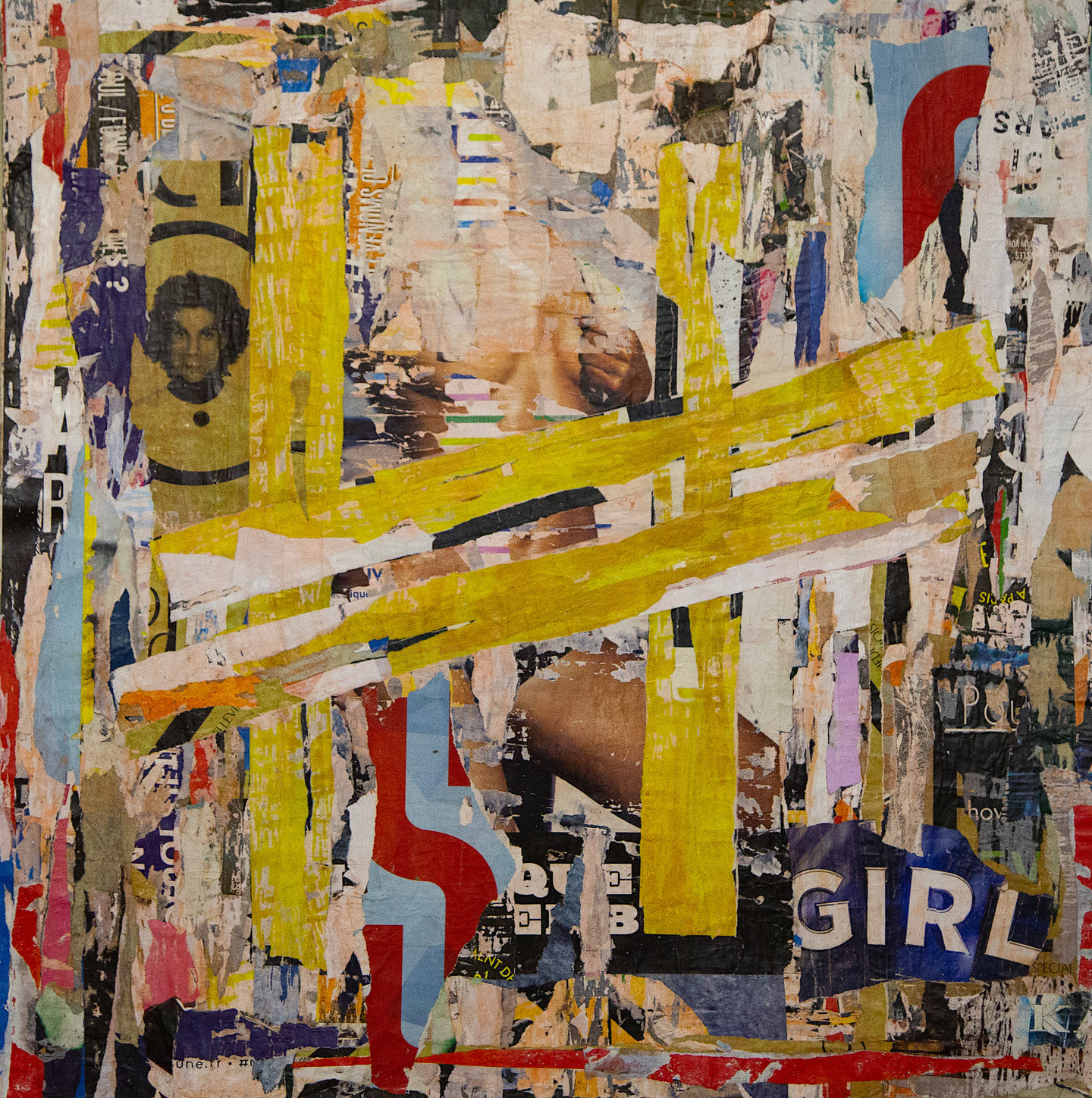 Dominique Kerkhove (DomKcollages) - Just one girl !